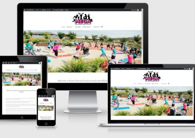 Mums Exercise Group Australia (MEGA)