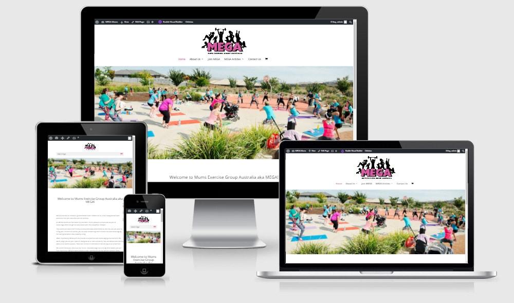 Mums Exercise Group Australia (MEGA)