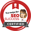 Recipe for SEO Success Certified JBWD